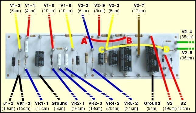 se 5a construction guide chassis wiring guide i turret board wiring
